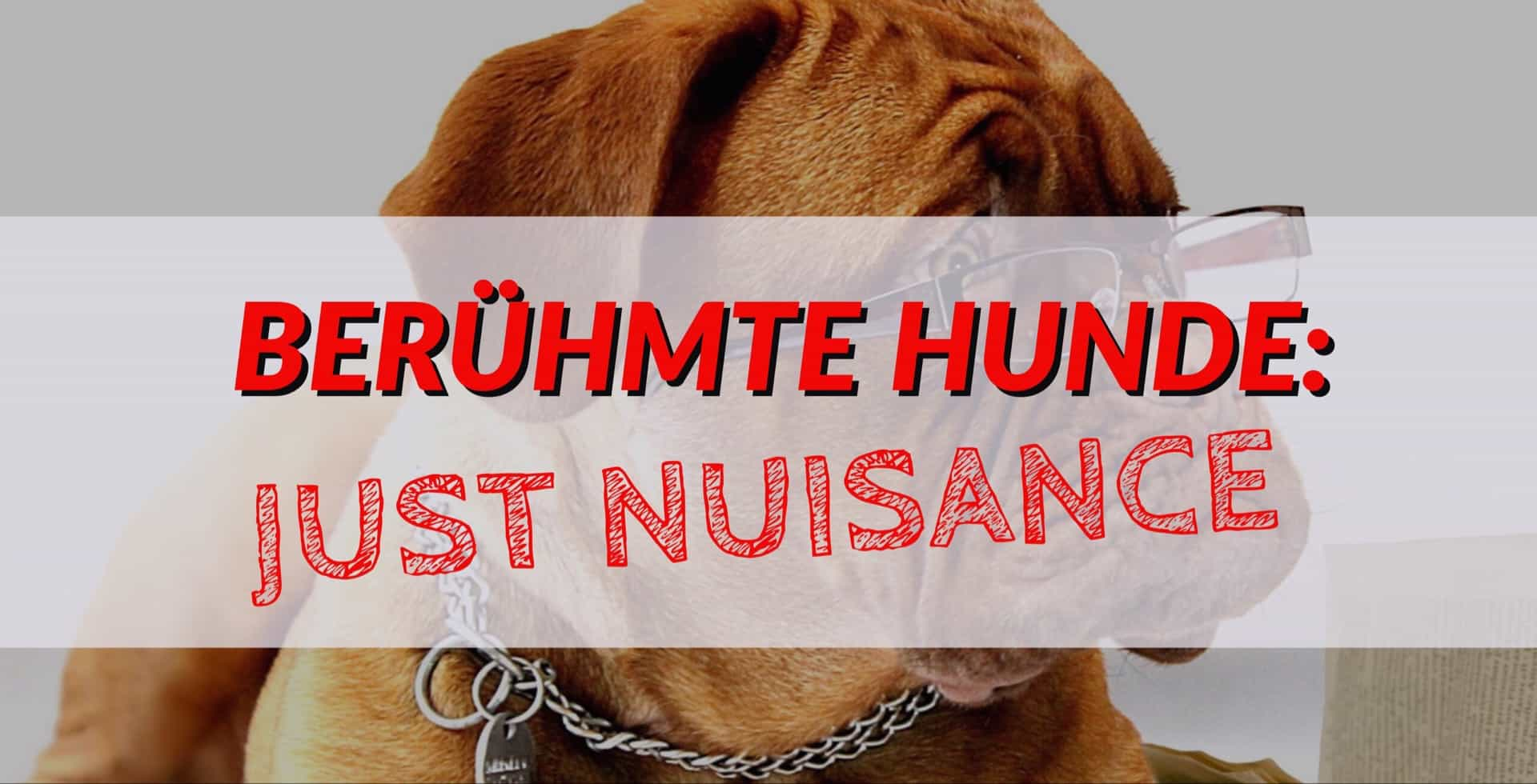 Just Nuisance